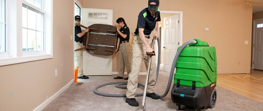 Columbia, SC residential restoration cleaning
